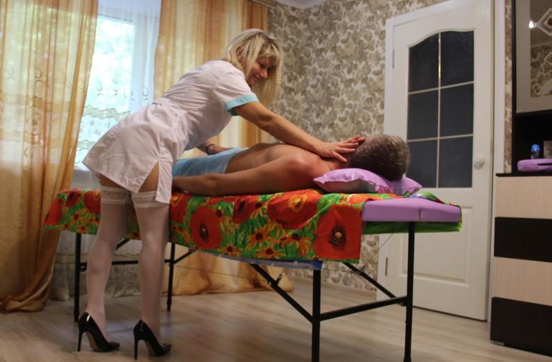 Классический массаж в Саратове для мужчин, женщин девущек полезные советы